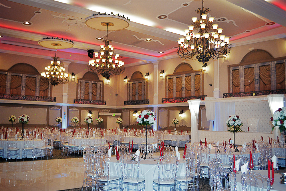 Los Angeles Event Venue Platinum Banquet Hall