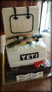 grooms cake 1