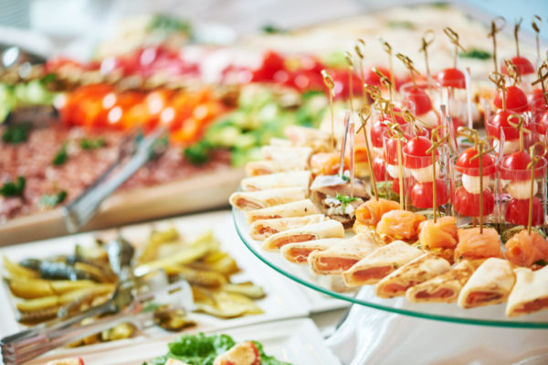 How To Accommodate Special Food Needs At Your Wedding Reception