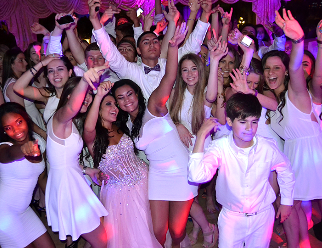 Sweet 16 Party - Dancing