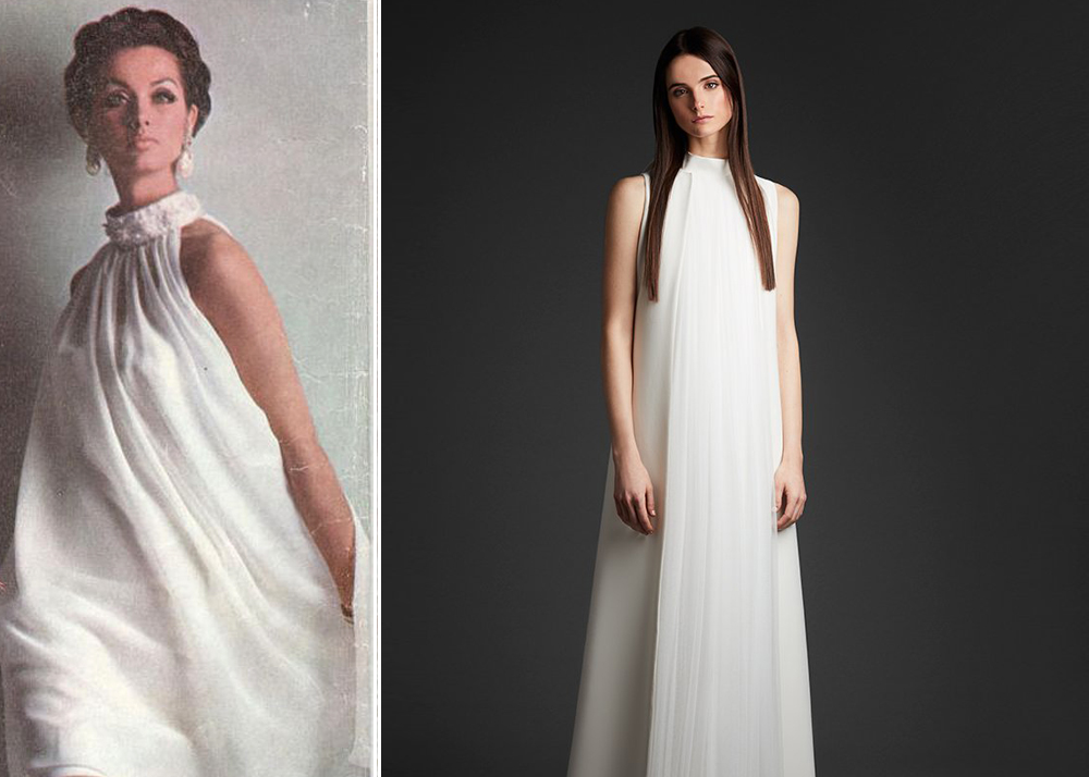 Mod Wedding Dresses From 2019-20 Bridal Shows - Sophie et Voila