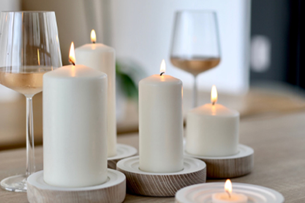 Wedding Venues - Don't Allow - Candles On Table